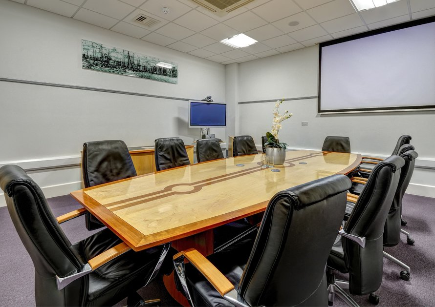 Boardroom at IP-City Centre
